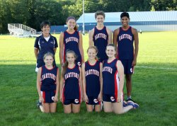 Cross Country Finds Its Stride