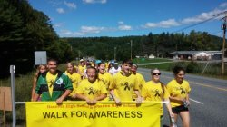 Suicide Awareness Walk