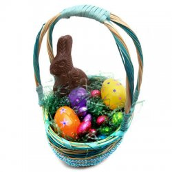 Bunny Baskets for the Haven