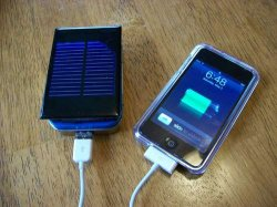 Solar-Powered Socializing